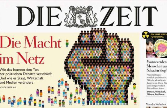 Interview in der ZEIT über Online-Reputation Management