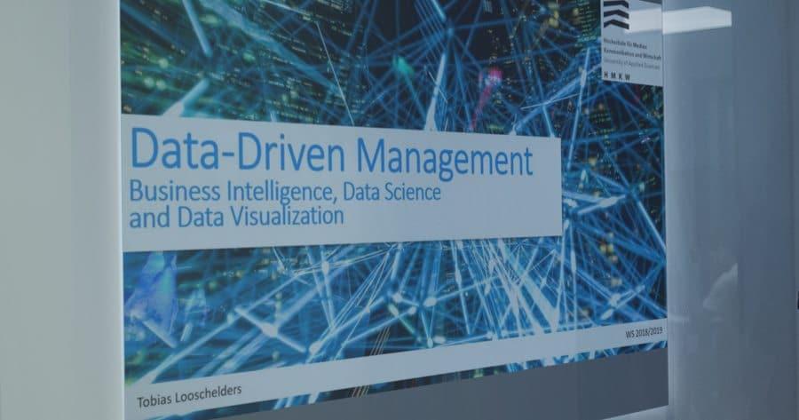 Lehrauftrag an der HMKW Hochschule für Data-Driven Management