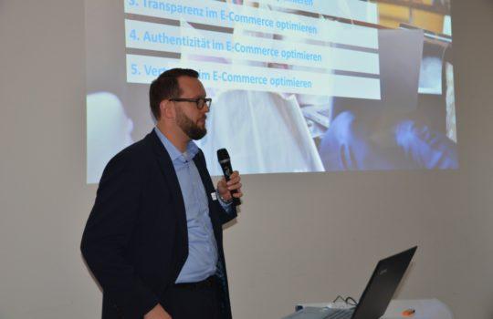 Vortrag auf dem E-Commerce-Day 2018